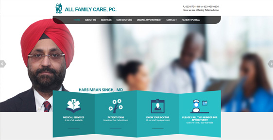 All Family Care, P.C.