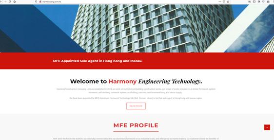 Harmony Construction Company Ltd