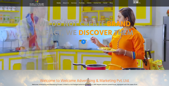 Welcome Advertising and Marketing Private Limited
